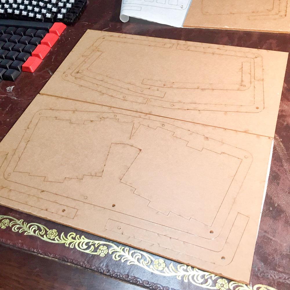 Building an Atreus
